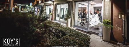 Opening Night - Degradè Conseil San Lazzaro - Koy's parrukkieri