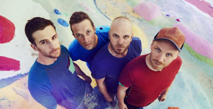 """Coldplay: il nuovo singolo """"A Head full of dreams"""" è il brano più trasmesso dalle radio italiane"""