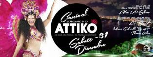 il Capodanno di Rio...all'ATTIKO  • BRASIL GRILL