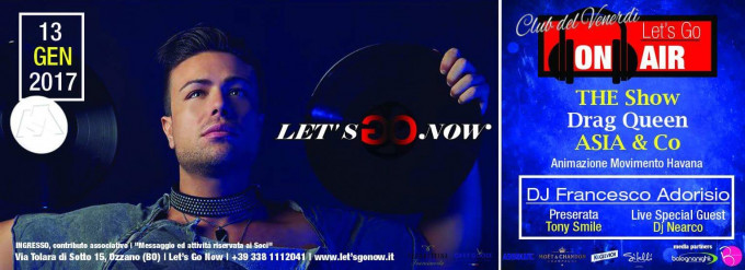 LETS GO ON AIR ★ Club del Venerdì