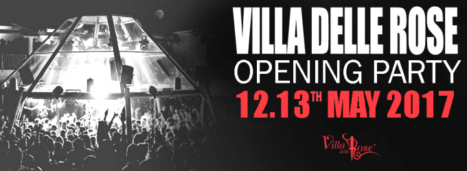 OPENING • SATURDAY ★  VILLA