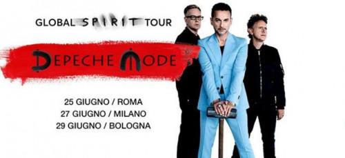 Depeche Mode • Global Spirit Tour