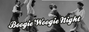 Boogie Woogie Night - Ogni Giovedì