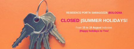 Closed |Summer Holidays