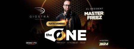 The One ◆ Free Entry |HipHop Afrobeat Trap Latino 360