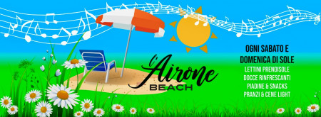 L'Airone Beach